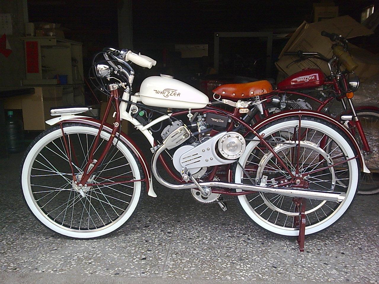Custom Made Home Built Whizzer Bike 12 Wc1manufacturer