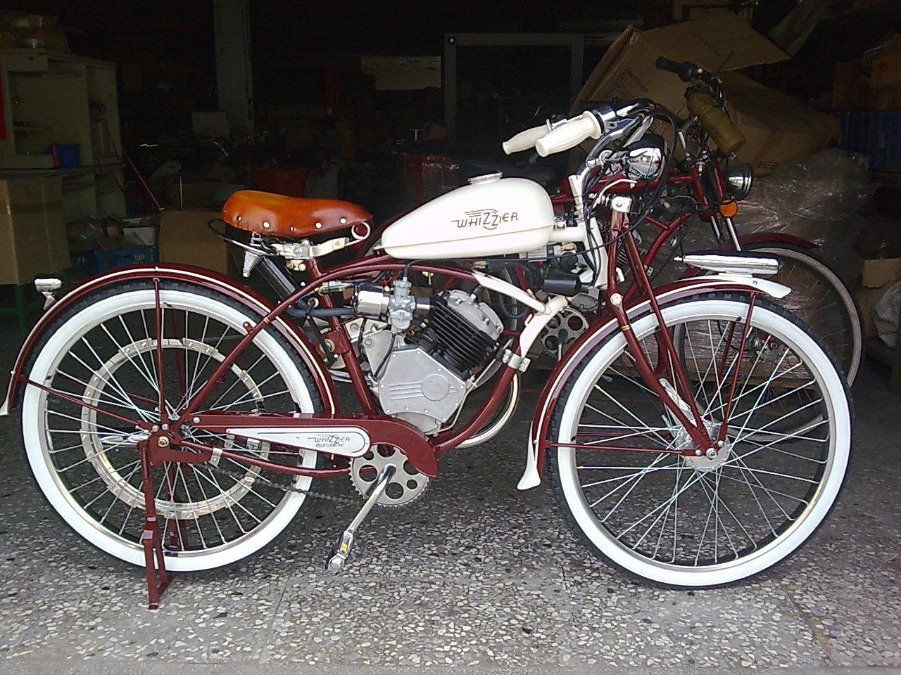 Custom made (home-built) Whizzer bike-12 « Wc1manufacturer ...