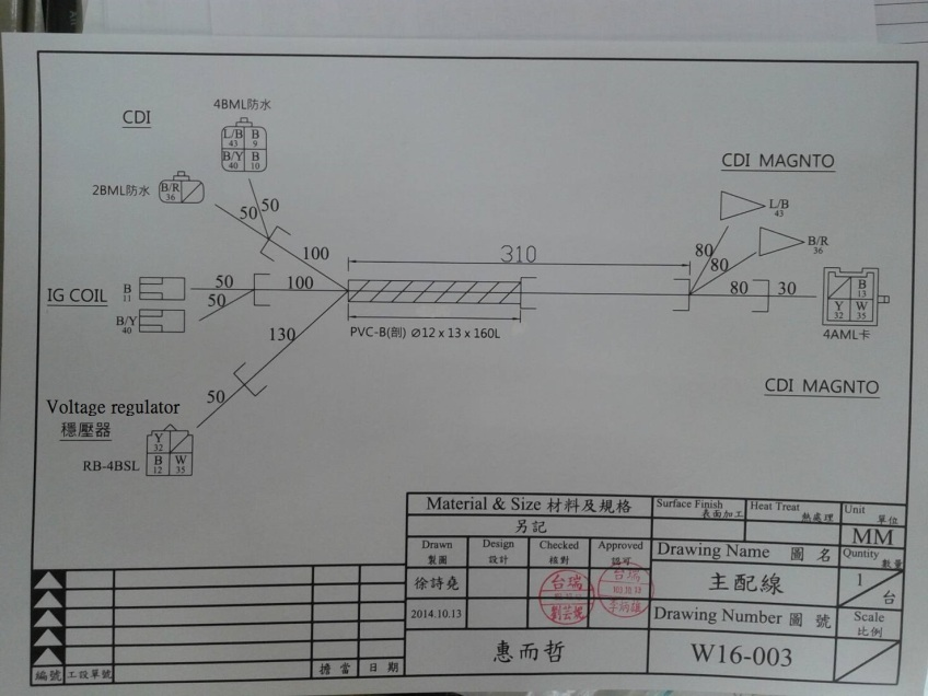 [SODI_2457]   Cruzzer basic wiring harness diagram | Wc1manufacturer's Blog | Whizzer Wiring Diagram |  | Wc1manufacturer's Blog